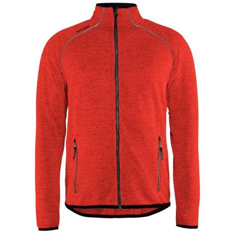 Veste tricotée - 5699 Rouge/Noir - Blaklader