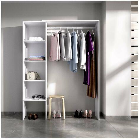 Vestidor Suit para dormitorio 3 baldas .