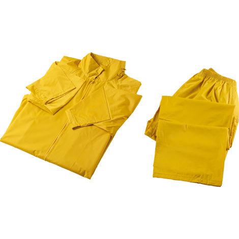 Vêtement de pluie taille moyenne - l'outil parfait
