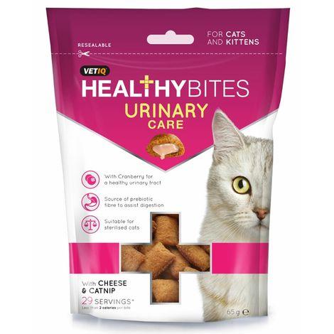 VETIQ Urinary Care Cat Treats (65g) (May Vary)