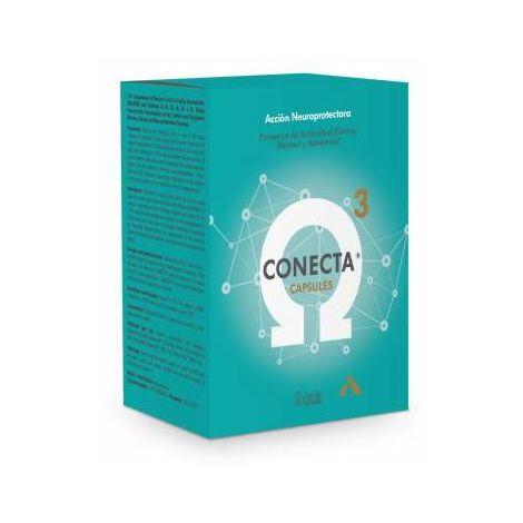 Vetnova Conecta 80 cápsulas con suplemento vitamínico completo y ácidos grasos Omega-3