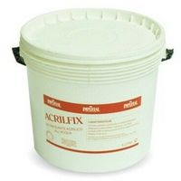 Vetrificante acrilico all'acqua lucidante protettivo acrilfix lt 1 fissativo