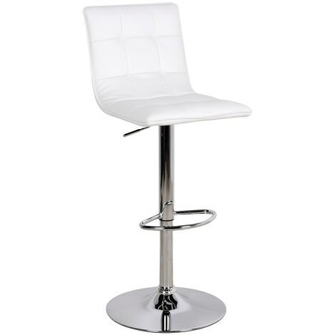 Vextor Bar Stool White