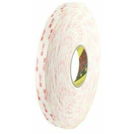 VHB espuma acrílica cinta adhesiva de doble cara 3M 4945 19mm x 33m x 5