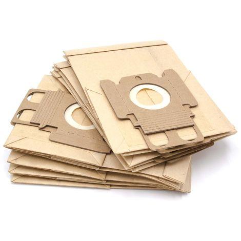 10x Staubsaugerbeutel Papier für Rowenta Allround NT-Modelle BP 61 Enduro