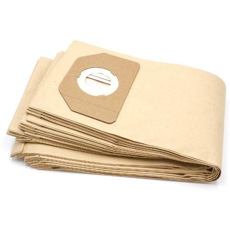 THOMAS 787103 Papier Filtersäcke 310 Staubsaugerbeutel 5 Stück Staubbeutel