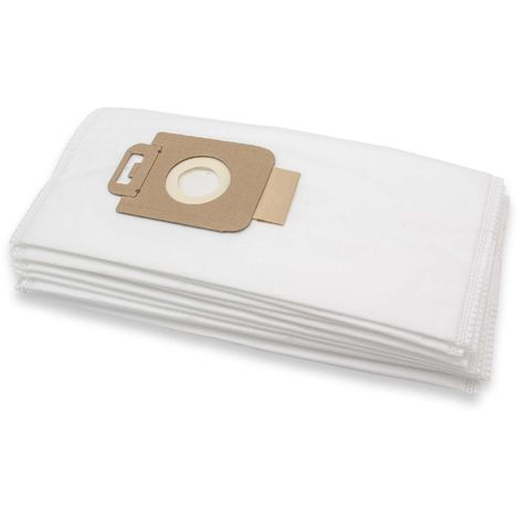 10x Aspirateur Sacs Papier Pour Siemens VM 10000 à 10999
