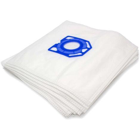 Sydney//HR 6999 FC 9081 vhbw 10 sacs micro fibres non tiss/ées//carton pour aspirateur Philips Specialist Hygiene Studio