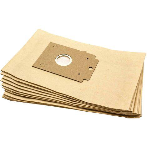 10x Sacchetto per Aspirapolvere Carta per Bosch BSGL 5 PRO FREE e