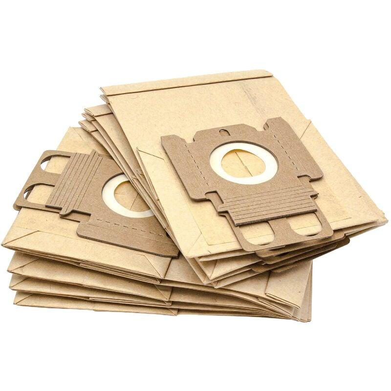 vhbw 10 sacchetto carta per aspirapolvere aspiraliquidi Miele Omnia Mini, Mini 1600