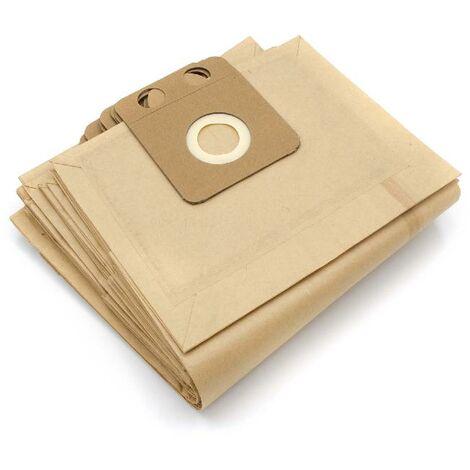 10x Sacchetto per Aspirapolvere Carta Per Miele Samba Senator GL Automatic