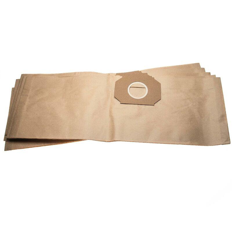 Junior 1230 aspirateur 22cm x 62cm POWER PACK 1630 vhbw 5 sacs papier compatible avec Thomas SUPER 30 S POWER PACK 1630 SE