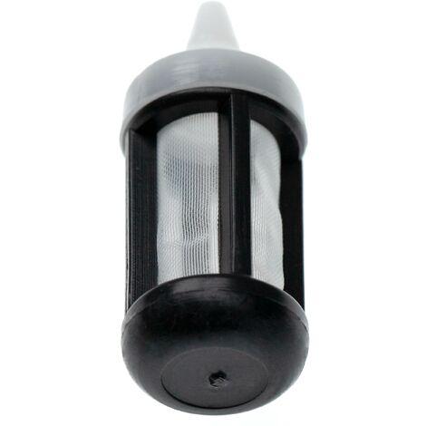 vhbw 10x Filtre à essence compatible avec Stihl FS 400, FS 420, FS 420 L, FS 44, FS 45 outils de jardin comme des tronçonneuses, rotofils