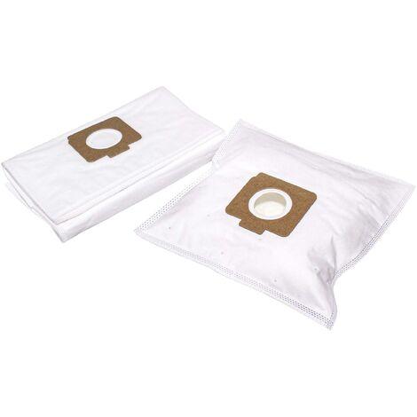 Menalux T035 10x Sacchetti di polvere micro fibre VHBW per Swirl R22