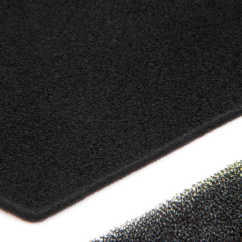 15x Filtros de espuma para secadoras, intercambiadores de calor Miele T 8801 WP HomeCare XL, T 8826 WP EcoComfort, T 8827 WP EcoComfort, ... - Vhbw