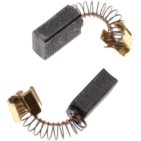 CB-51 pour outil /électrique vhbw 2x balai de charbon pour moteur /électrique 5 x 8 x 12,8mm remplace Makita 181021-2 191947-0