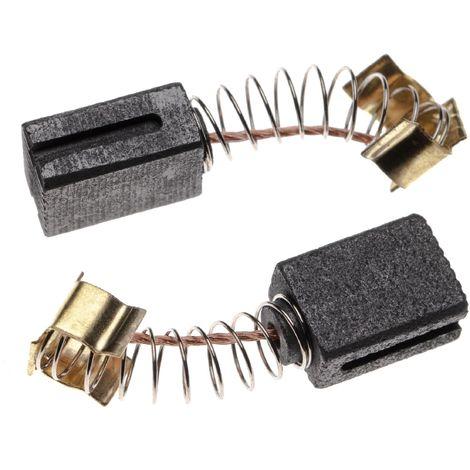 2x schleifkohle Brosse à charbon pour Black /& Decker BD 83 BD 83 E DN 83 DN 83 E KA 83