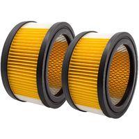K-5500 K5500 comme 6.414-631.0 6.414-631. DS-5600 DS5600 DS5500 vhbw 3x Filtres protecteur de moteur pour aspirateur K/ärcher DS-5500