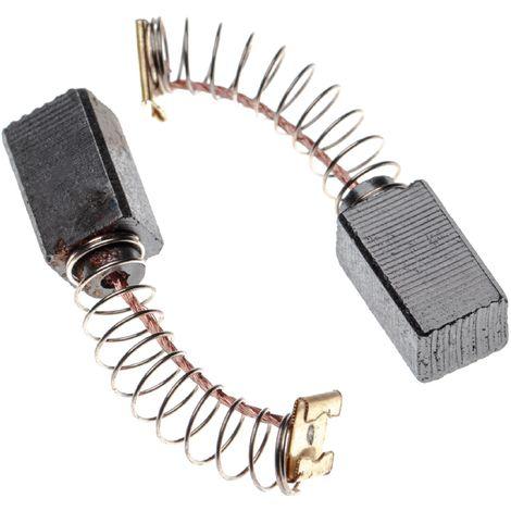 MT962 KP0800 MT963 2x Kohle Bürsten 6 x 9 x 12mm für Makita JN1601 MT191