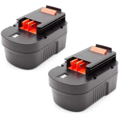 gpc1820l Pile Batterie 4000 mAh pour Black /& Decker gkc1820l glc1825l