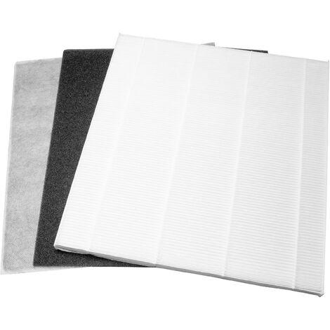 Carboni Attivi purificatore d/'aria AC100 AC150 Delonghi kit filtro HEPA
