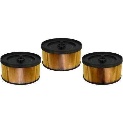 Para Kärcher NT 35//1 eco m filtro de aire filtro filtro de pliegues elemento de filtro