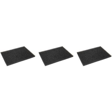 T 9747 WP EcoComfort W/ärmetauscher Miele T 8997 WP EcoComfort vhbw 3x Schaum-Filter f/ür Trockner T 9767 Exclusive Edition
