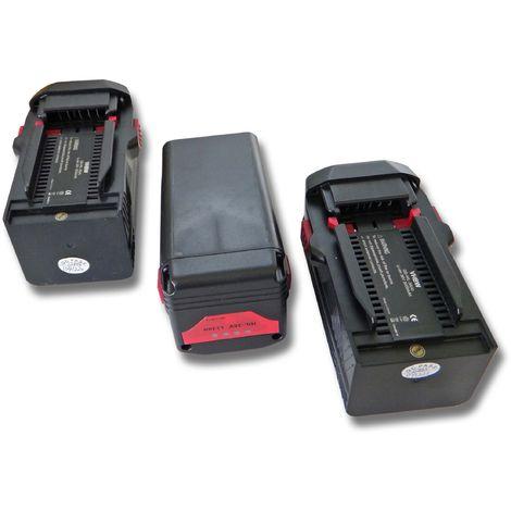 2x Batterie 36 V 4500 mAh remplace hilti b36 b36v pour te6a te7a Battery