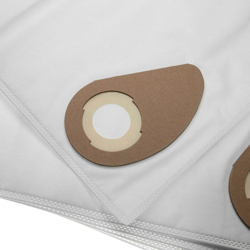 5 bolsas de aspiradora adecuadas para NILFISK BUDDY II BUDDY 2