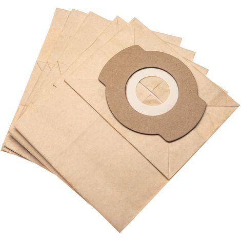 10x Staubsaugerbeutel Papier für Bosch Ergomaxx prohygienic hepa