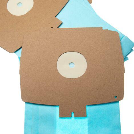 vhbw 5 Staubsaugerbeutel passend für Hoover EL 9 / EL9 Staubsauger, Papier 26.1cm x 15.05cm