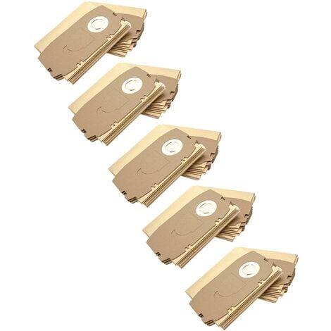 vhbw 50x sacs compatible avec Festo / Festool CT, CTL Midi, CTL Mini, CT Mini, FIS-CTL Mini, FIS-CT Mini aspirateur - papier