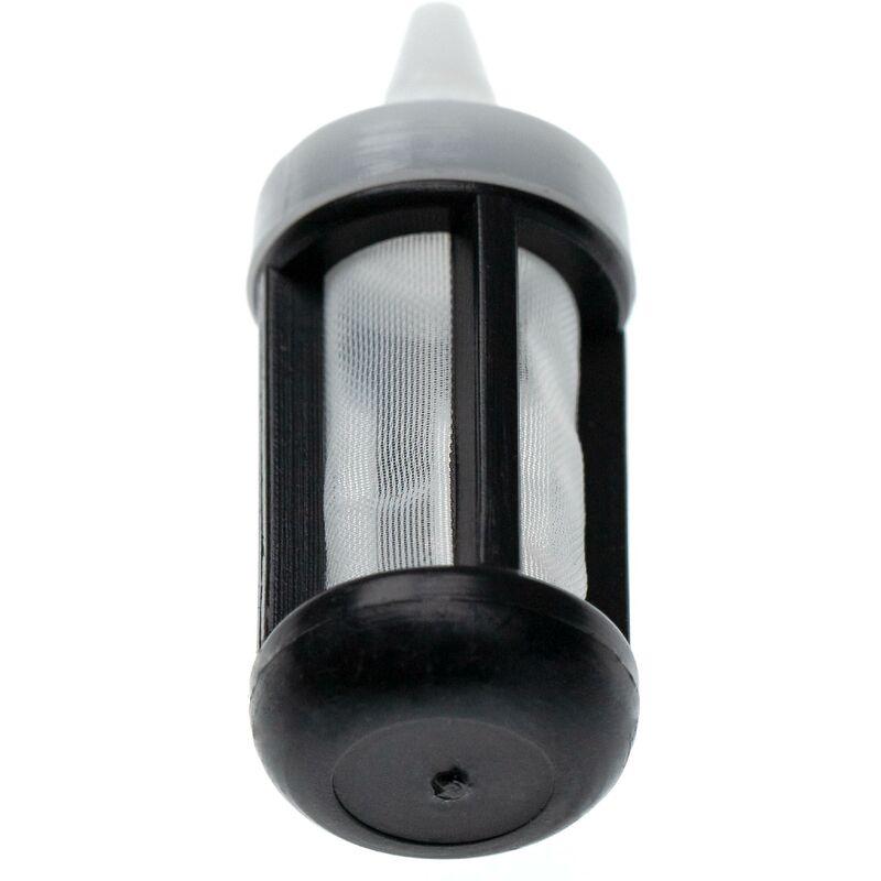 5x Filtre à essence compatible avec Stihl BR 420 C, BR 45 C, BR 500, BR 550, BR 600 outils de jardin comme des tronçonneuses, rotofils - Vhbw