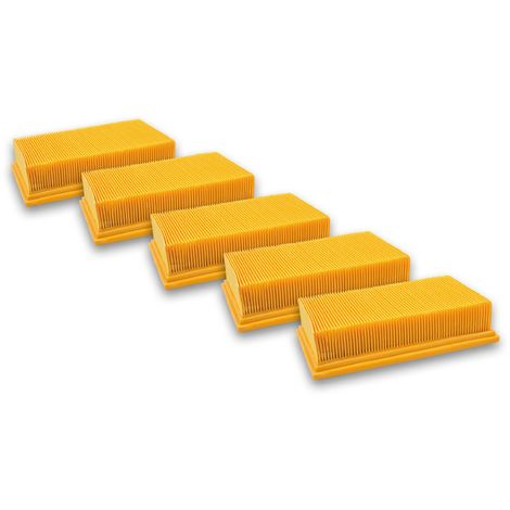 5x Sacchetti per aspirapolvere in tessuto Hilti WVC 40-M