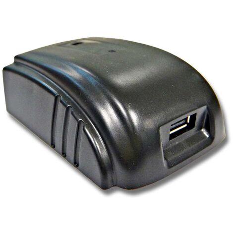 vhbw Adaptador de batería para herramienta Flex 28V como fuente de energía externa como DCB090.