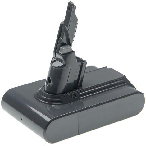 vhbw Akku kompatibel mit Dyson V7 Total Clean, V7 Trigger Staubsauger Home Cleaner Heimroboter (2500mAh, 21,6V, Li-Ion)