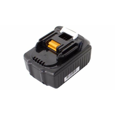 vhbw Batería compatible con Makita DHP459, DHP459RF3J, DHP459RMJ, DHP459RTJ, DHP480, DHP480RTJ, ...; herramientas eléctricas (1500mAh, 18V, Li-Ion)