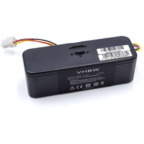 SR8F51 reemplaza VCA-RBT20 INTENSILO Bater/ía adecuada para robot aspiradores Samsung Navibot Airfresh SR8F30 6000mAh, 14.4V, Li-Ion SR8F40 SR8F31