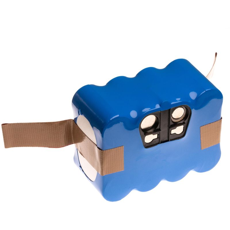 14.4V vhbw Bater/ía NiMH 2200mAh NS3000D03X3. R como YX-Ni-MH-022144 para robot aspirador Home Cleaner Solac robot aspirador EcoGenic