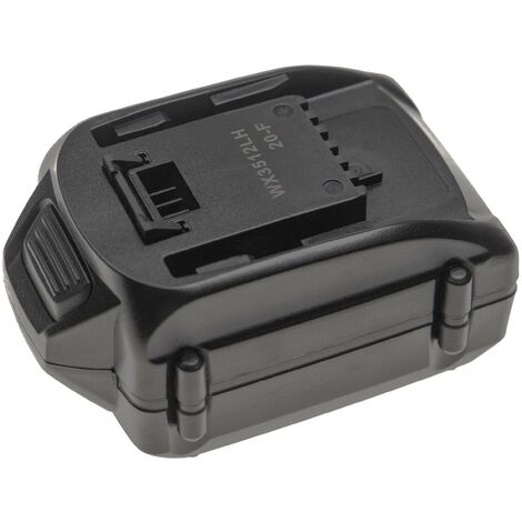 vhbw Batería recargable compatible con Worx WG323, WG329E, WG329E.9, WG540, WG540E, WG540E.1, WG540E.5, WG545.1 (4000mAh Li-Ion 18V)