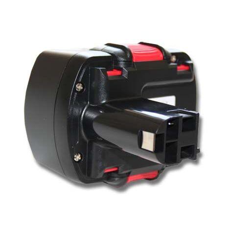 vhbw Batería reemplaza Bosch 2 610 909 013, BAT040, BAT041, BAT140, BAT159, 2607335533 para herramientas eléctricas (3000mAh NiMH 14,4V)