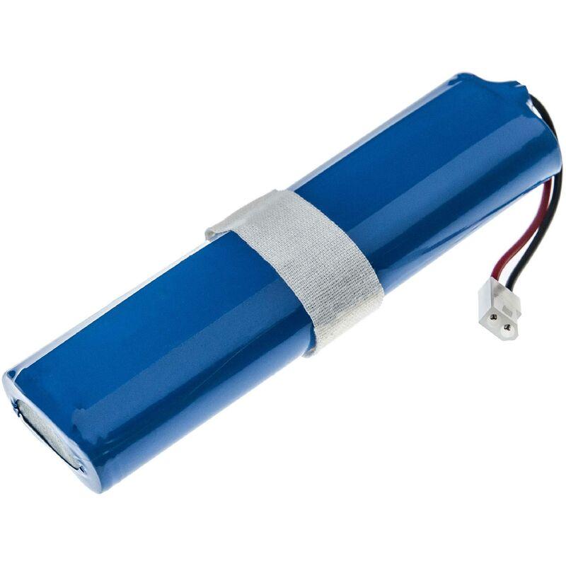 batteria compatibile con Hoover Rogue 970 Wi-Fi Connected Robotic Vacuum, BH70970 home cleaner (3400mAh, 14.4V, Li-Ion) - Vhbw