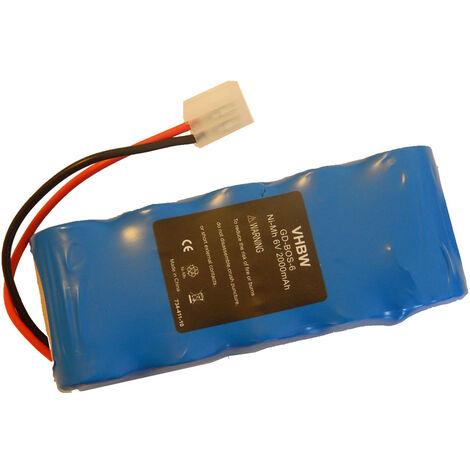 vhbw Batterie 2000mAh compatible avec Bosch Rollfix D870E D962E FDD087 FDD087D 861E K10 K12 Somfy D14 K8 K10 K12 remplace 9 500 005 9000163 8781105908