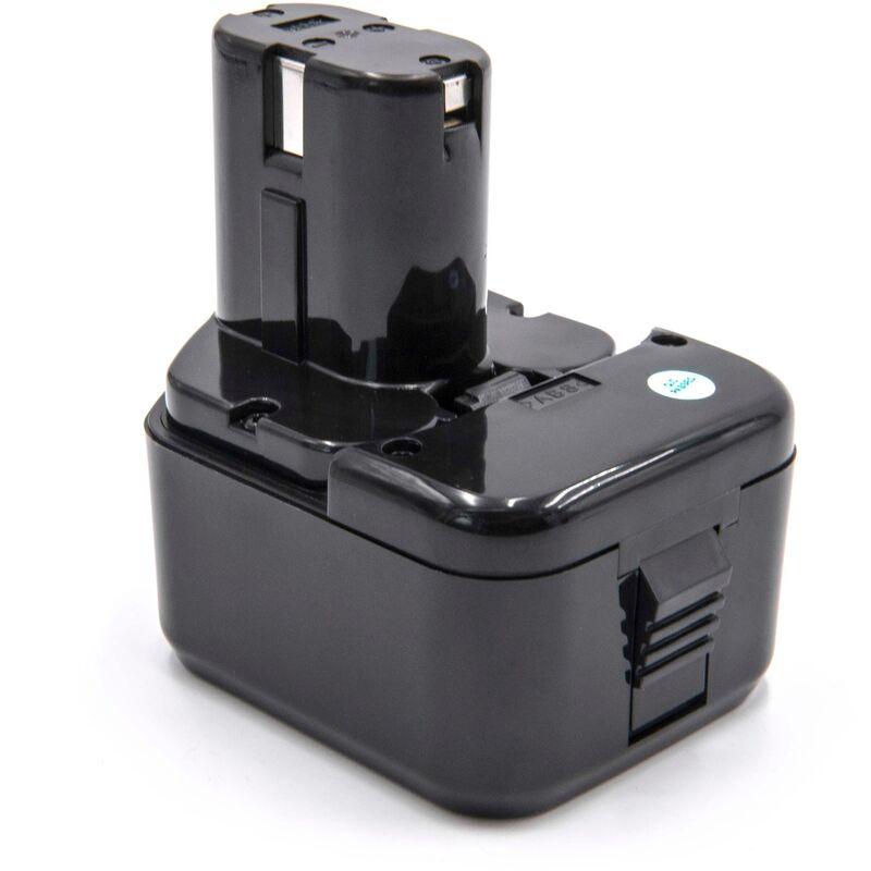Batterie 2100mAh pour outil Hitachi C 5D, C5D, CD 4D,CD4D,CL 13D, CL13D, DB 12DM2, DB12DM2, WH 12DAF remplace 324362, EB1212S, EB1214L, EB1214S - Vhbw