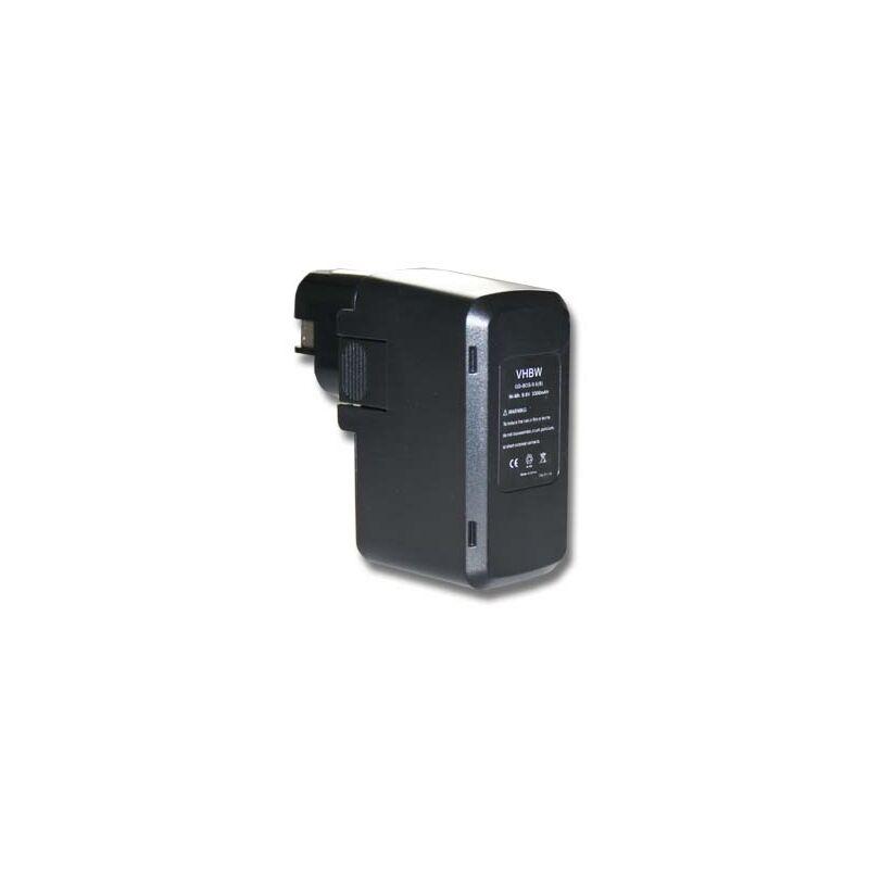 vhbw Batterie 3300mAh outils Würth Abs 96 M-2, Abs 96-M2, Abs 96 M2, Abs96M2
