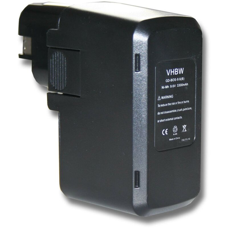 Batterie 3300mAh outils Würth Ass 96 M, Ass 96-M, Ass 96m, Ass96-M, Ass96m - Vhbw