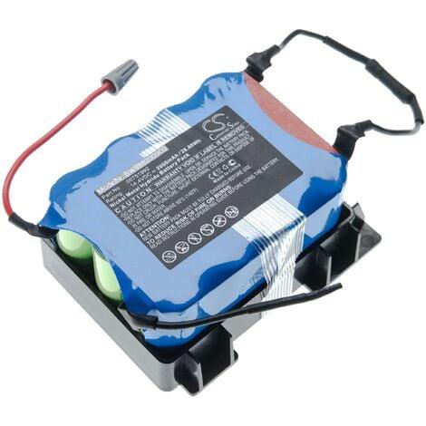vhbw batterie compatible avec Bosch BBHMOVE3N01 aspirateur Home Cleaner (2000mAh, 14.4V, NiMH)