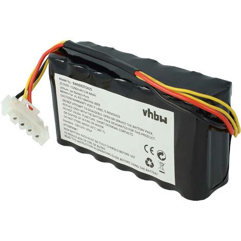 vhbw batterie compatible avec Brill roboliner 474011 tondeuse à gazon (5200mAh, 25.9V, Li-ion)
