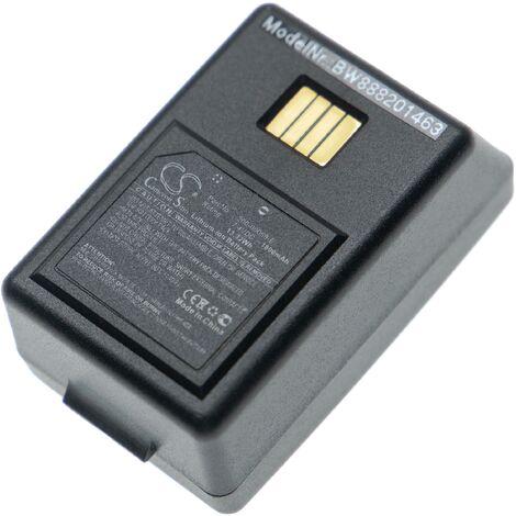 vhbw batterie compatible avec Dolphin 7850 scanner portable handheld (1800mAh, 7,4V, Li-Ion)