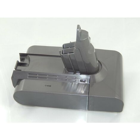 vhbw batterie compatible avec Dyson SV03, SV06, SV09, SV05, SV07 aspirateur Home Cleaner (1500mAh, 21,6V, Li-Ion)